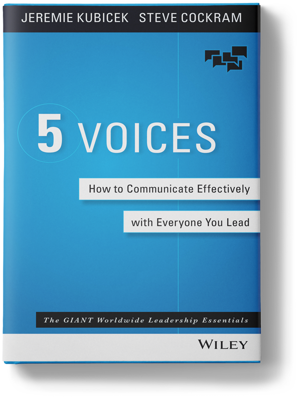 5 Voices Book